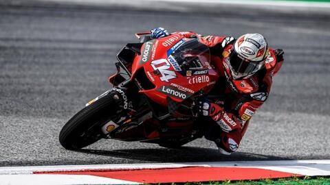 Moto GP 2020: Ducati se estrena en Austria