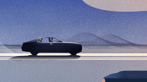 """Rolls Royce presenta su """"fórmula para la serenidad"""" en un bello video animado"""