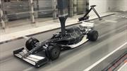 F1 realizó las primeras pruebas del reglamento 2021