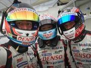 Toyota quiere ganar las 24 Horas de Le Mans 2017