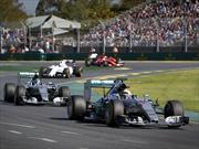 F1: Hamilton y Mercedes en lo más alto, otra vez