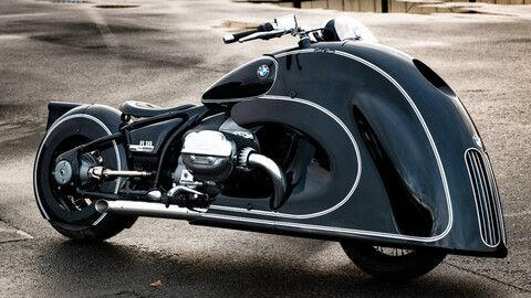 BMW R 18 Spirit of Passion: No pasa desapercibida
