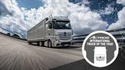 Mercedes-Benz Actros es el camión del año 2020