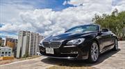 BMW 650iA Convertible 2012 a prueba