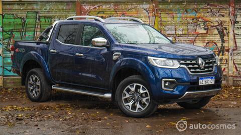 Test Renault Alaskan Manual: fusión franco nipo argentina