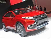 Mitsubishi Concept  XR-PHEV II, un todoterreno ecológico
