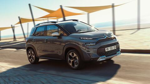 Citroën C3 Aircross 2021: Renovación de cara