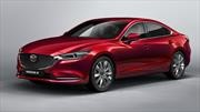 El Mazda6 recibe el premio Top Safety Pick del IIHS