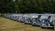 Citroën celebra su centenario reuniendo 4.500 autos históricos