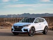 Hyundai Tucson N podria tener cerca de 340 Hp