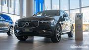 Volvo presenta una versión Plug-In Hybrid del XC60 con más de 400 caballos