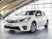 Este es el nuevo Toyota Corolla que llegará a la Argentina