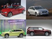 Los autos verdes invaden el Salón de Nueva York