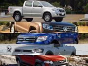 Top 5 las pick-ups más vendidas en octubre de 2014