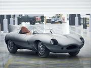 Jaguar D-Type 1955 se vuelve a producir