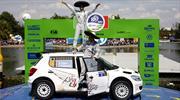 Skoda obtiene los primeros puntos en el WRC de México