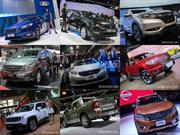 Los autos del Salón de Buenos Aires que llegarán a Argentina