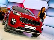Primeras imágenes de la nueva Kia Sportage