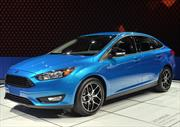 Ford Focus Sedán 2015 se presenta