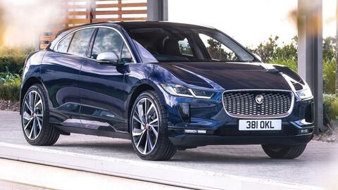 Jaguar I-Pace 2021, más tecnológico y con recarga rápida