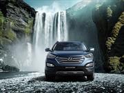 Hyundai Santa Fe debuta en el Salón Internacional de Bogotá