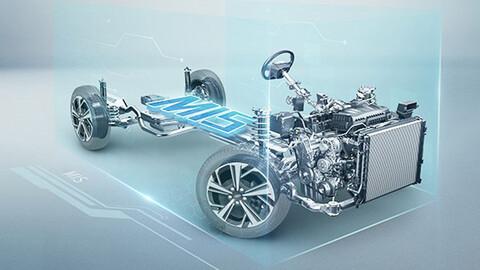 JAC Motors presenta nueva Arquitectura Modular de Automóviles Inteligentes.