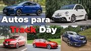 Los 5 autos ideales para un Track Day