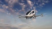 Taxis voladores iniciarán operaciones en 2023