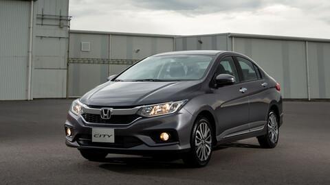 Honda City Iron Edition 2020 llega a México, el sedán japonés nos muestra su lado más atractivo