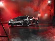 Lamborghini SC18, un auto único nacido para la pista