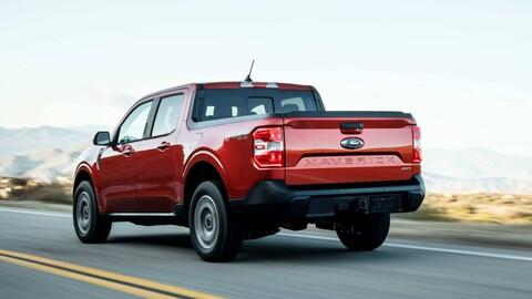 Ford confirma la llegada de Maverick a Chile