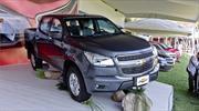 Chevrolet Colorado 2013 se presenta en el Concurso de la Elegancia