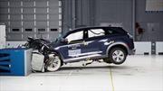 Primer auto a hidrógeno probado por lIHS sale bien librado
