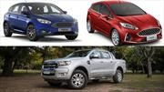 Ford mantiene los precios de tres modelos