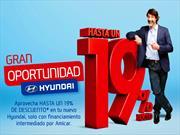 """""""La Gran Oportunidad Hyundai"""": Descuentos de hasta un 19%"""