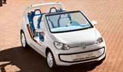Volkswagen Up! Azzurra Sailing Team, un mini yate