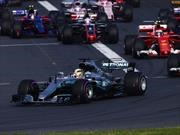 Revelados los cambios del calendario 2018 de F1
