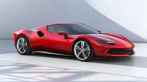 Ferrari 296 GTB, V6 híbrido y mucha potencia