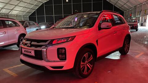 Mitsubishi ASX estrena ´pinta'