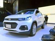 La nueva Chevrolet Tracker que llegará a la Argentina se presenta en San Pablo