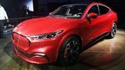 Ford Mustang Mach-E 2021, un SUV deportivo eléctrico que se fabricará en México