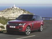 El Range Rover 2017 suma versión de súper lujo y conducción semiautónoma