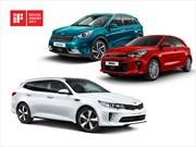 Kia arrasa en los iF Design Awards con tres premios