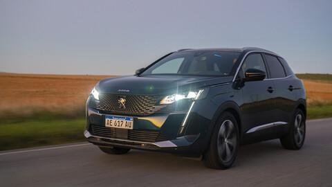 Nuevos Peugeot 3008 y 5008 se presentan en Argentina