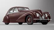 Bentley Corniche 1939 renace después de ser destruido en la Segunda Guerra Mundial
