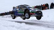 WRC: Rally de Suecia Jari-Matti lo hizo