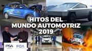 Los hitos de la industria automotriz que dejó el 2019