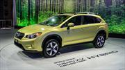 Subaru XV Crosstrek Hybrid se presenta