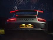 Así es como algunas marcas de autos te desean un Feliz Año 2018