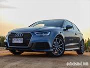 Test Drive: Audi A3 Sport 2.0 TFSI 2017